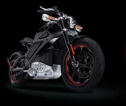 Harley se electrifica