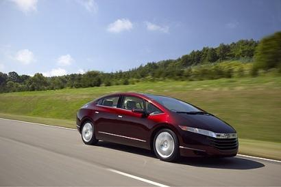 Honda sigue preparando la llegada del coche de pila de combustible de hidrógeno