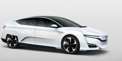 Honda presenta su último modelo de pila de combustible, el FCV Concept