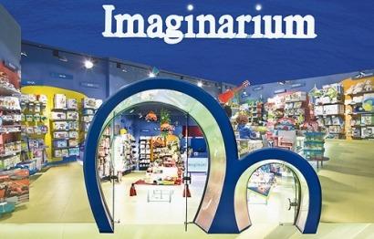 La energía verde de Gesternova ilumina las tiendas de Imaginarium