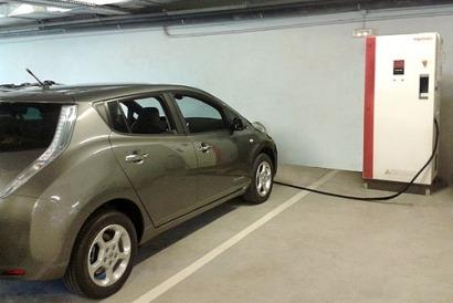 Ingeteam obtiene la homologación de Nissan para la carga rápida de vehículos eléctricos