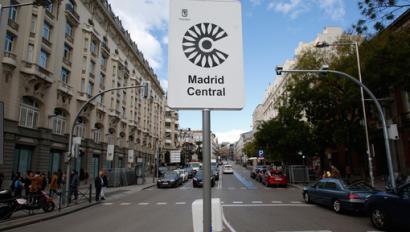 La ciudad Madrid recibe el premio internacional E-Visionary por la movilidad eléctrica