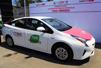 MÉXICO: ¿Habrá un taxi eléctrico de fabricación mexicana?
