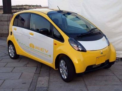 Por Málaga en coche eléctrico