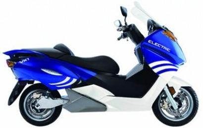 Mil motos eléctricas en 2011
