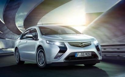 Llega a España el primer Opel Ampera híbrido de fabricación en serie