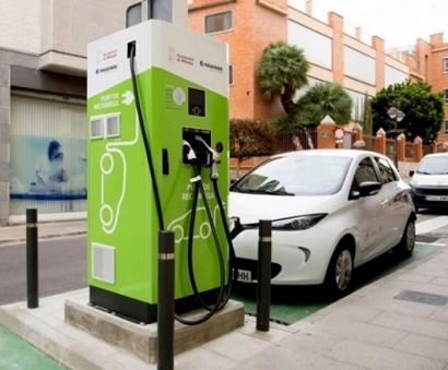 España cuenta con más puntos de recarga públicos para eléctricos que Alemania