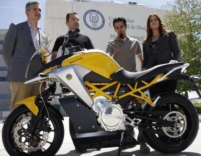 La Bultaco eléctrica será además inteligente