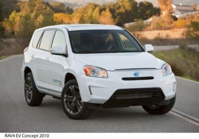 Toyota y Tesla fabricarán el RAV4 eléctrico en Woodstock