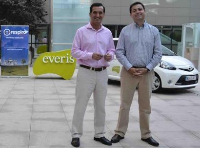 Everis le da un Respiro Car Sharing a sus empleados