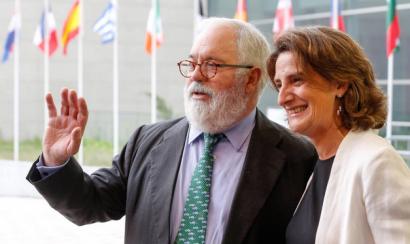 Teresa Ribera: España dejará de ser un lastre en la lucha contra el cambio climático