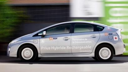 Un estudio demuestra que los híbridos enchufables ahorran un 46% de combustible