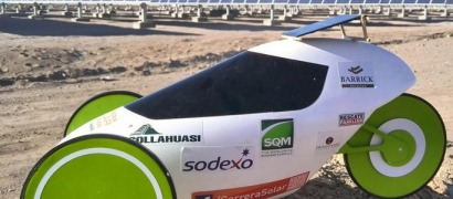 Veintiséis equipos de todo el mundo disputarán la Carrera Solar Atacama 2014