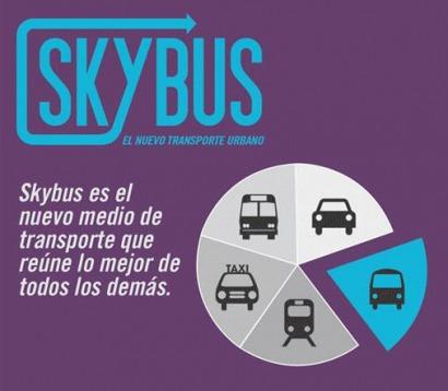 Microbuses, compartidos y en la puerta de casa