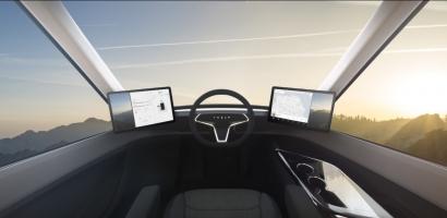 Walmart hace un pedido de 130 camiones eléctricos Tesla Semi