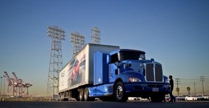 EEUU: El camión de hidrógeno de Toyota comienza a rodar