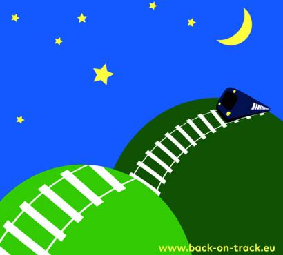 """El ferrocarril """"normal"""" y nocturno, una forma de transporte que no debe desaparecer"""