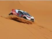 El Acciona 100% Ecopowered, único vehículo eléctrico que acaba el Rally de Marruecos
