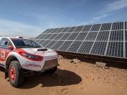 El Acciona 100% EcoPowered vuelve a competir en el desierto de África