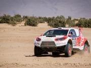 El primer coche eléctrico en concluir una prueba del campeonato mundial de rallies es español