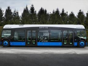 Alstom se estrena en el sector de los autobuses eléctricos con Aptis