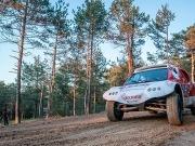 El Rally Dakar tiene su primer coche eléctrico