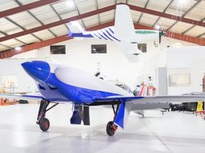 Rolls-Royce presenta una avioneta 100% eléctrica que quiere entrar en el Guinness de los récords