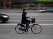 Sí se puede ir en bicicleta a hacer la compra