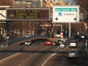 Las grandes ciudades españolas se comprometan a reducir a la mitad las emisiones del transporte