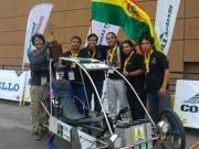 Crónica en primera persona del triunfo en la Carrera Solar