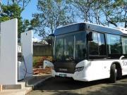 En Itaipú ya tienen un autobús impulsado a biogás