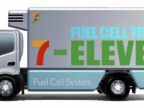 7-Eleven y Toyota acuerdan un proyecto para desarrollar camiones de pila de combustible de hidrógeno