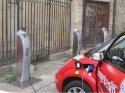 Ingeteam instalará 5 postes de recarga de vehículos eléctricos