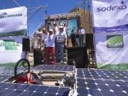 Chilenos y japoneses ganan en la Carrera Solar Atacama 2014