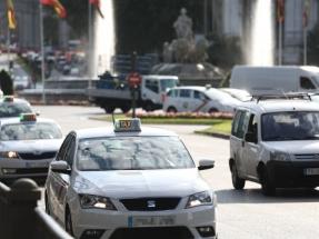 El Ayuntamiento de Madrid subvenciona con 400.000 € la compra de taxis Cero y Eco