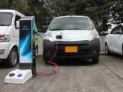 Impulso a los vehículos eléctricos