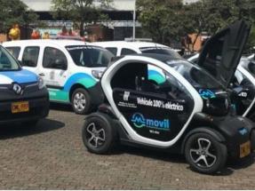 Medellín: Vehículos eléctricos para cuidar las calles