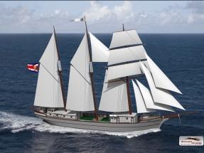 Avanza la construcción del primer barco 100 % eléctrico y sustentable del continente