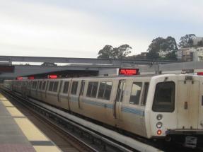 San Francisco: El metro se abastecerá de energía eólica y solar al 75% en 2025