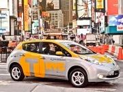 Nueva York quiere que un tercio de sus taxis sean eléctricos en 2020