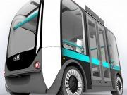 Eléctrico, sin conductor, impreso en 3D ¿el autobús urbano del futuro?