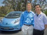 En 2030, los robot-taxis eléctricos contra el cambio climático