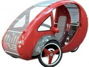 """Presentan en EEUU el """"perfecto triciclo eléctrico ciudadano"""""""