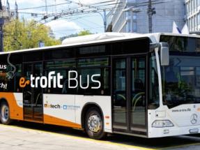Si te preguntas si es posible convertir un autobus diésel en eléctrico, la respuesta es sí