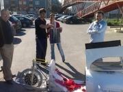 Eurener y la UCAM construirán juntos un coche solar