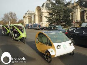 El coche cien por cien solar de Evovelo llegará en un año