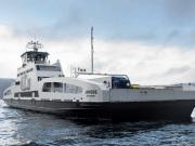 Empieza a navegar en Noruega el primer ferry eléctrico del mundo