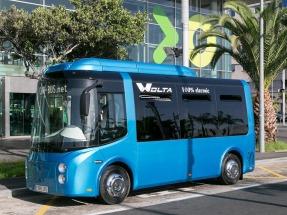 Lanzarote acoge la mayor muestra de vehículos 100% eléctricos de Canarias