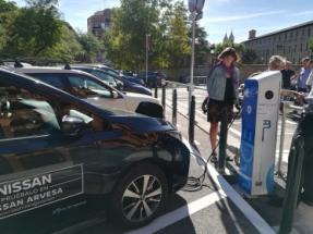 16 nuevos puntos de recarga de vehículos eléctricos en Zaragoza