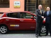 El IDAE probará durante seis meses un Nissan 100% eléctrico
